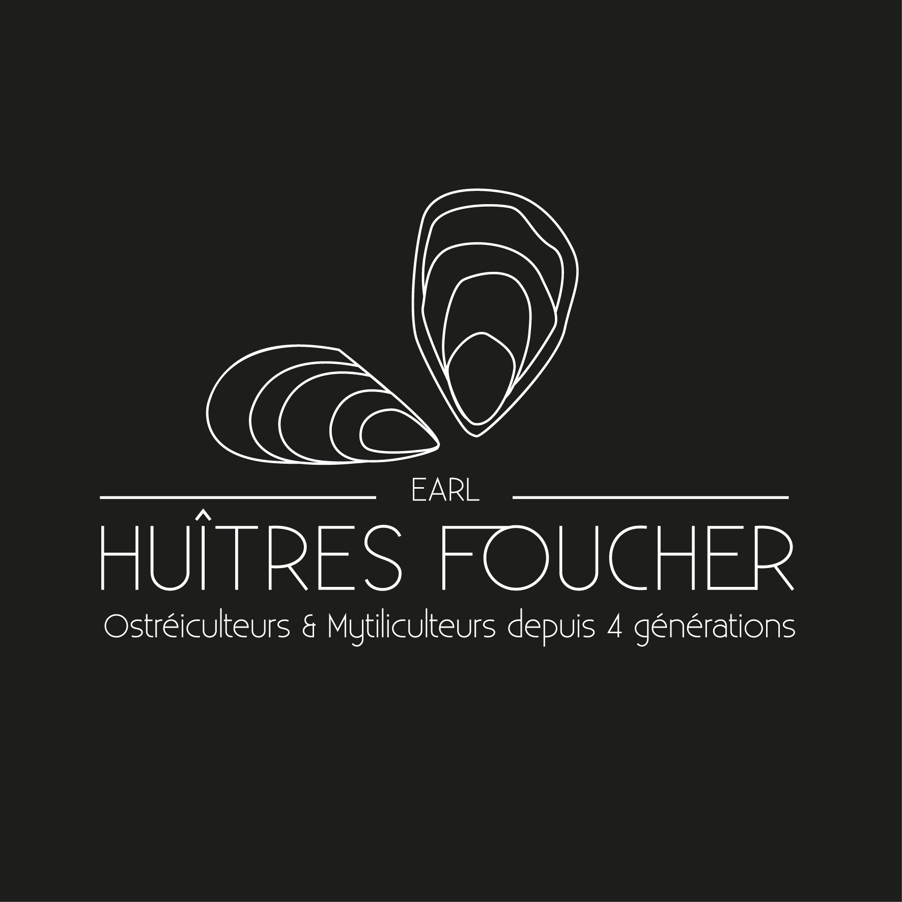 Le logo Foucher