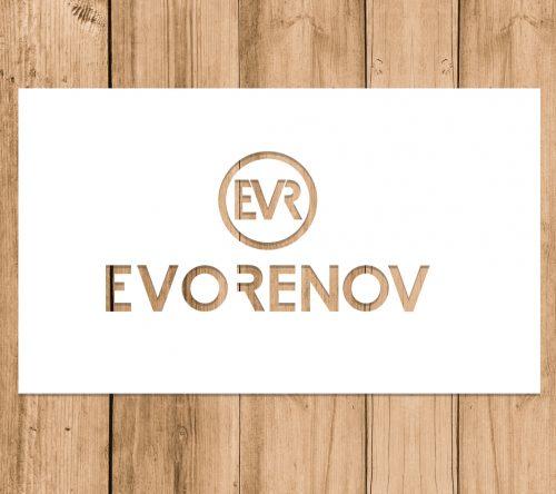 Création du logo Evorenov