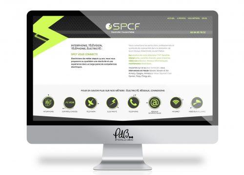Webdesign par Estelle Girod